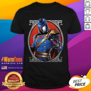 Cobra Commander Classic Pose GI Joe Shirt - Design By Warmtees.com