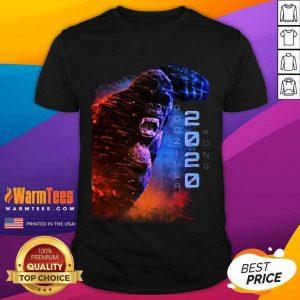 Filtrados Juguetes De Godzilla Vs Kong 2020 Shirt