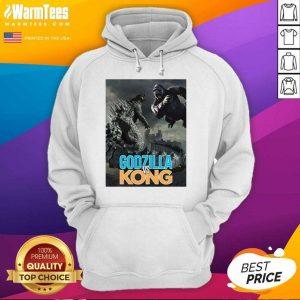Godzilla Vs Kong Hoodie
