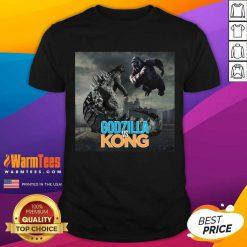 Godzilla Vs Kong Shirt