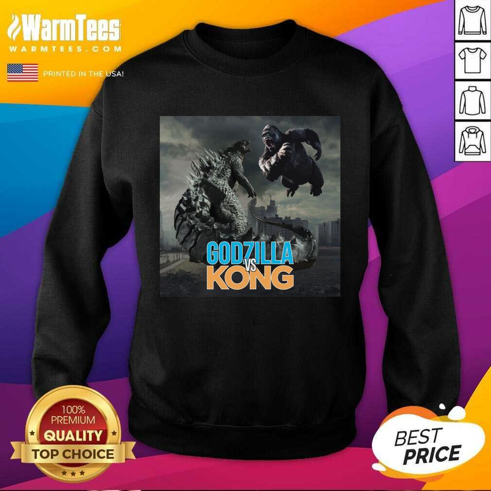 Godzilla Vs Kong SweatShirt