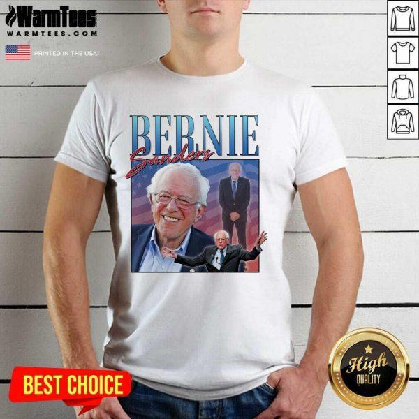 Bernie Sanders Homage Shirt