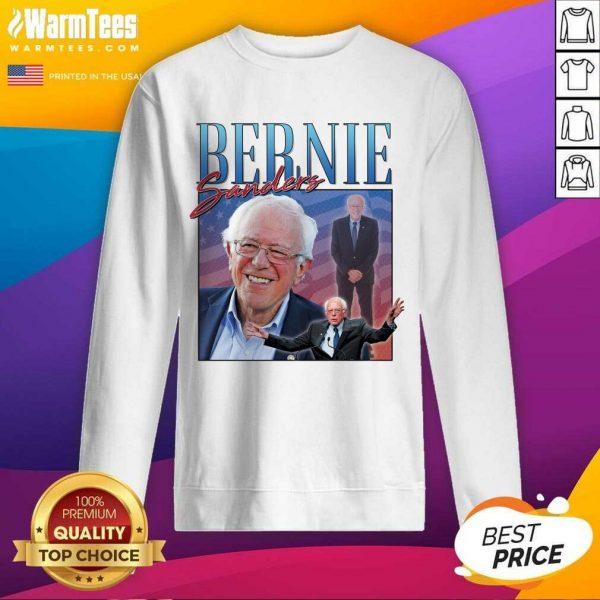 Bernie Sanders Homage SweatShirt