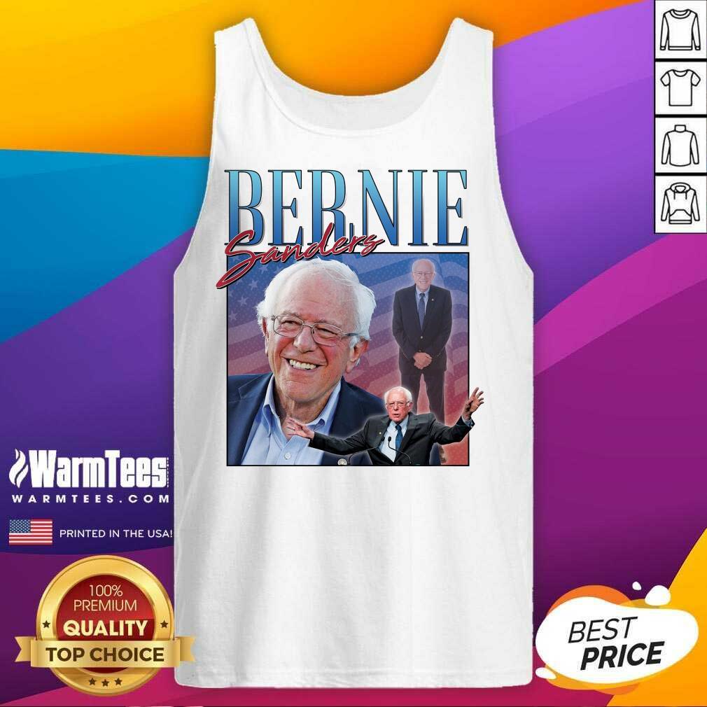 Bernie Sanders Homage Tank Top