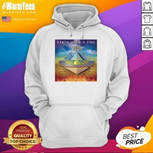 Earth Wind & Fire Greatest Hits Hoodie