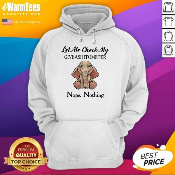 I Like Dogs And Elephants And Maybe 3 People Hoodie