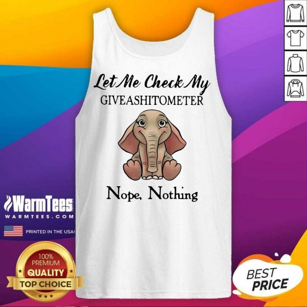 I Like Dogs And Elephants And Maybe 3 People Tank Top