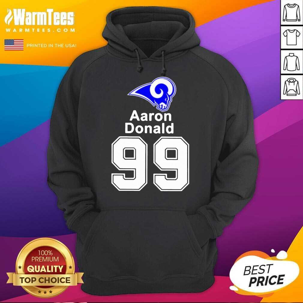 Aaron Donald 99 2021 Hoodie