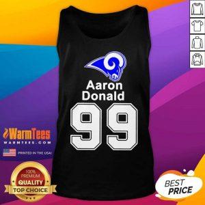 Aaron Donald 99 2021 Tank Top