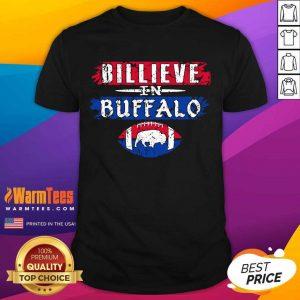 Believe In Buffalo Bills Rugby 2021 Shirt