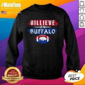 Believe In Buffalo Bills Rugby 2021 SweatShirt