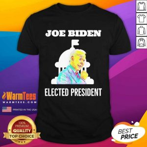 Joe Biden Elected President Inauguration Day In White House Shirt