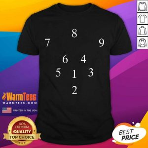 Numbers Game Shirt