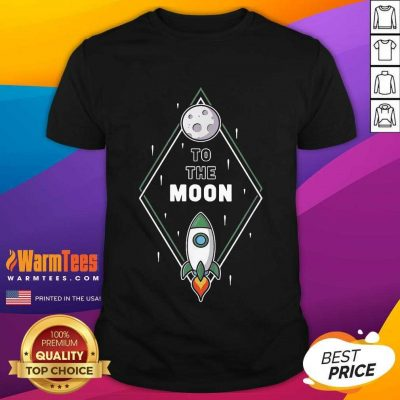 Excellent To The Moon Overjoyed 1603 Shirt