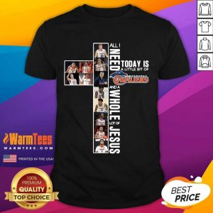 Fantastic Virginia Cavaliers Jesus Great Shirt