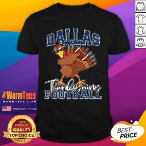 Dallas Thanksgiving Football Fan Shirt