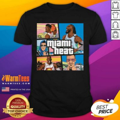 Miami Heat Conference Finals Shirt