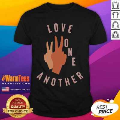 Funny Old Navy Love One Another 2021 Shirt