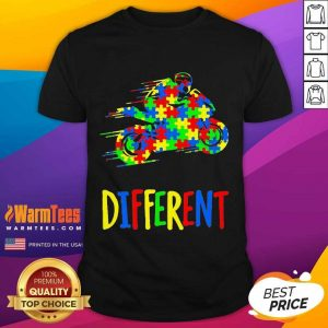 It's Ok To Be Different Autism Awareness Shirt