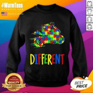 It's Ok To Be Different Autism Awareness SweatShirt