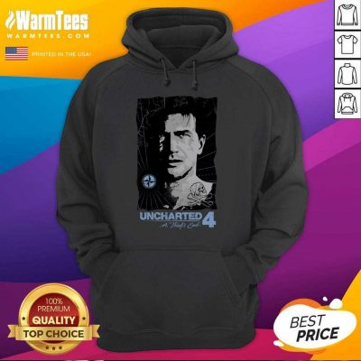 Uncharted Pirate Portrait Hoodie