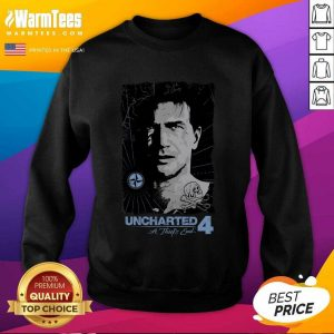 Uncharted Pirate Portrait SweatShirt
