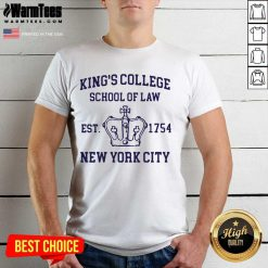 Hot Alexander Hamilton King New York 5 Shirt