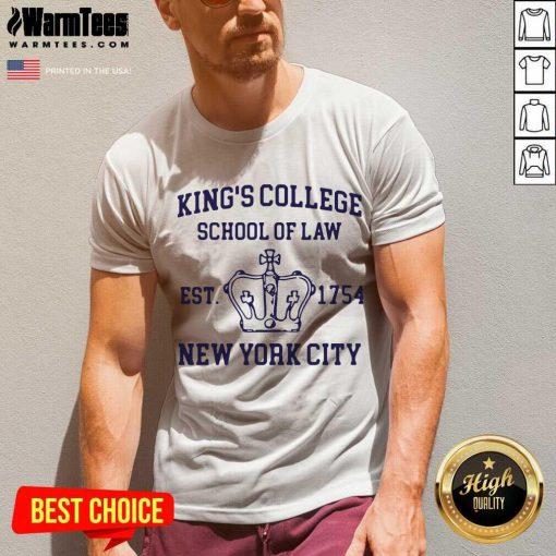Hot Alexander Hamilton King New York 5 V-neck