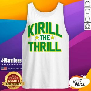 Nice Kirill The Thrill Over The Moon Tank Top