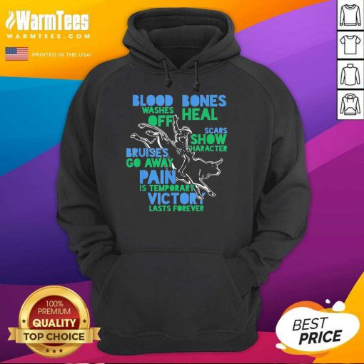 Bull Riding Rodeo Cowboy Country Ranch Bull Rider Us 2021 Hoodie