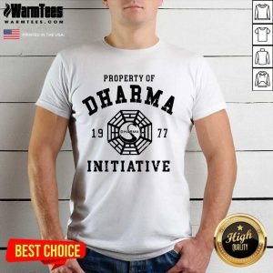 Perfect Dharma 1977 Initiative Shirt