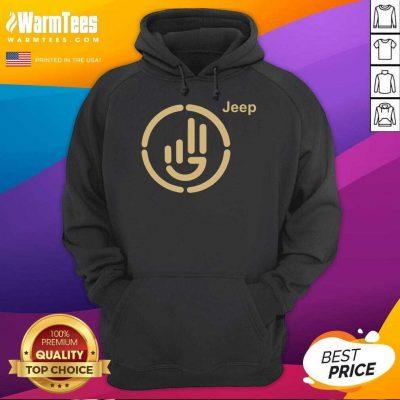 Perfect Jeep Wave Cloth Hoodie