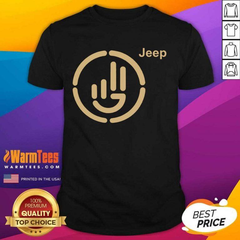 Perfect Jeep Wave Cloth shirt