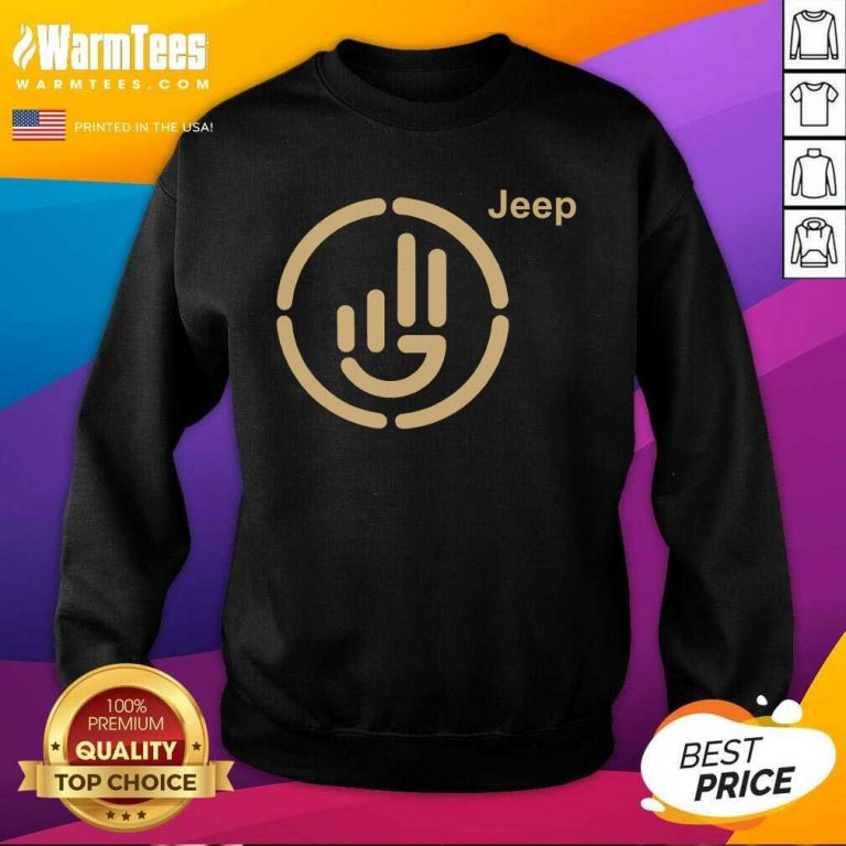 Perfect Jeep Wave Cloth Sweatshirt