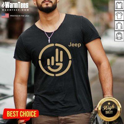Perfect Jeep Wave Cloth V-neck