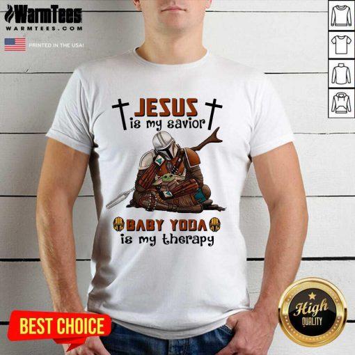 Perfect Star Wars Jesus Mandalorian 25 Shirt