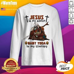 Perfect Star Wars Jesus Mandalorian 25 Sweatshirt