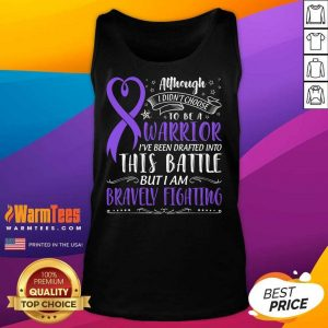 Perfect Warrior This Battle But I Am Bravely Fighting Tank Top