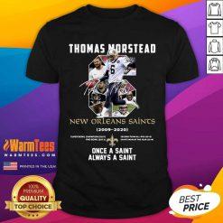 Premium 6 Thomas Morstead New Orleans Shirt
