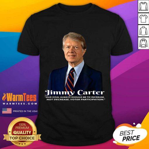 Premium President Jimmy Carter Great 46 Shirt