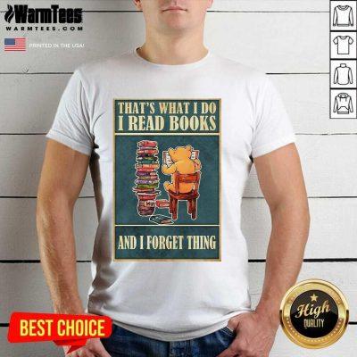 Pretty Bear Read Books Relaxed Shirt