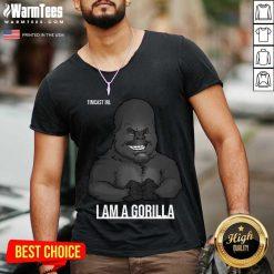 Pretty Timcast Irl I Am A Gorilla 56 V-neck