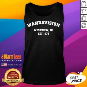 Pretty Wandavision Westview 1975 Great Tank Top