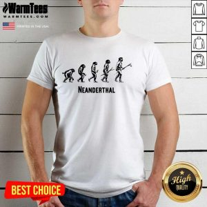 Top Neanderthal Statement Carrying 6 Shirt