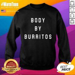 Vip Body By Burritos Overjoyed 2354 Sweatshirt