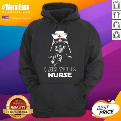 Vip Star Wars I Am Your Nurse 456 Hoodie