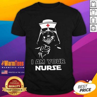 Vip Star Wars I Am Your Nurse 456 Shirt