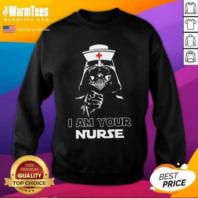 Vip Star Wars I Am Your Nurse 456 Sweatshirt