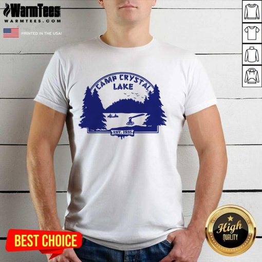 Awesome Camp Crystal Lake Shirt