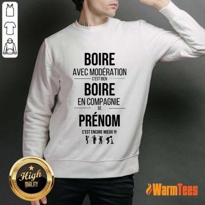 Bien Boire En Compagnie De Elo Sweater